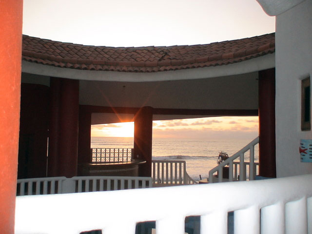 Spectacular Sunset View Balcony